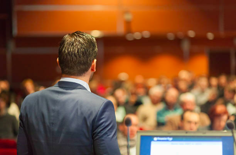 7 Tips How to Hold the Audience's Attention, or Successful Speaker's Tricks   | «Proekta»
