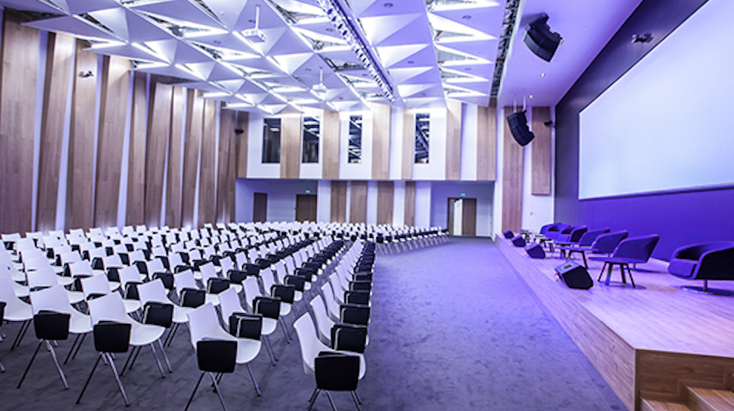 7 best conference rooms in Moscow
